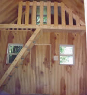 Lofted Play Area